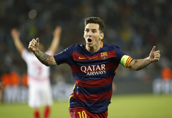 Messi, Ronaldo and Suarez on UEFA's Best Player in Europe shortlist - World Soccer