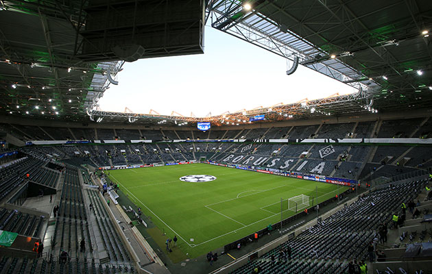 Image result for borussia park stadium