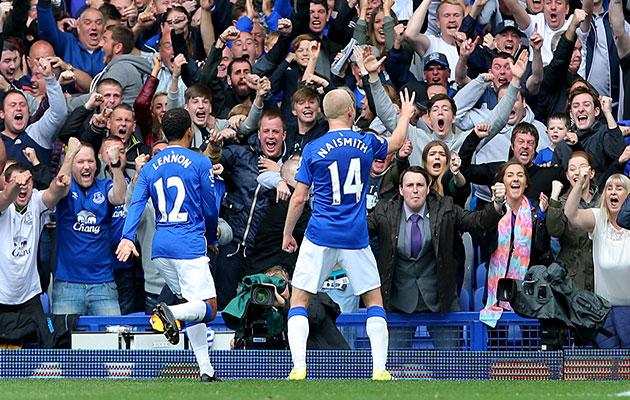 Everton Chelsea