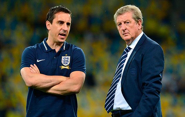 Gary Neville: Hodgson should stay
