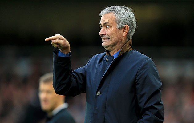 Jose Mourinho PSG