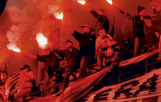 Milan-fans
