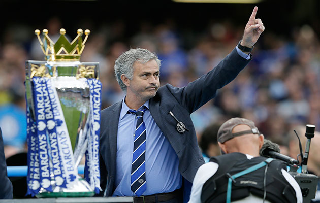 Mourinho-Title