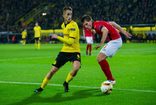 Manchester Utd looking to end Adnan Januzaj's loan at Borussia Dortmund - World Soccer