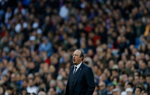 No hard feelings as Benitez bids farewell to Madrid