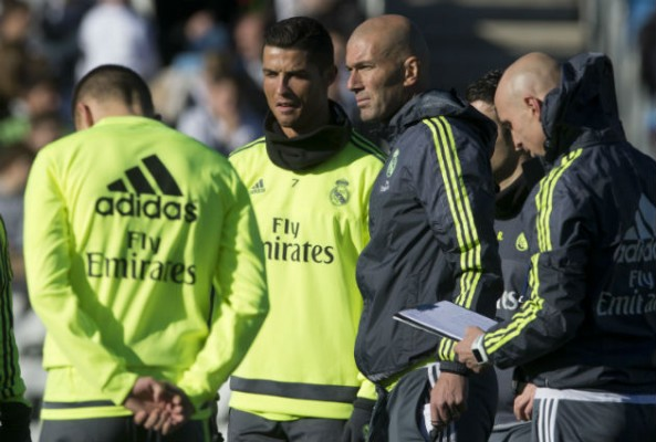 Zidane rules out departure for Real Madrid star - World Soccer