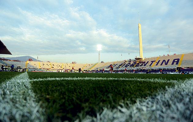 Fiorentina's Stadio Artemio Franchi