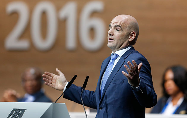 Gianni Infantino Panama Papers