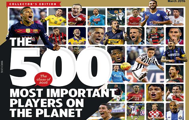 World Soccer 500