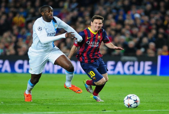 Yaya Toure could leave this summer, according to his agent, Seluk