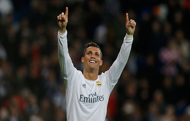 ronaldo not messi is the best player in the world says zidane