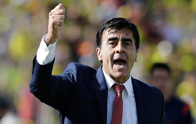 Gustavo Quintero Ecuador coach