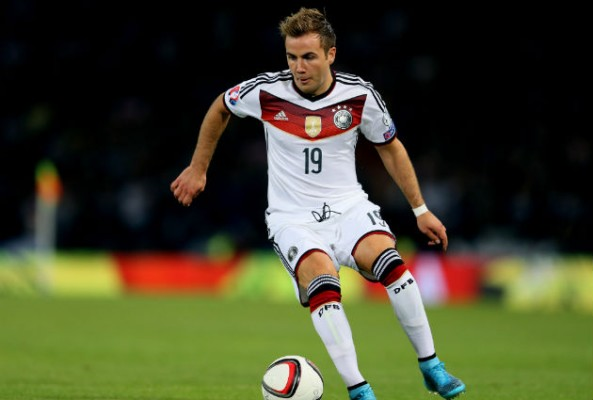 Mario Gotze Liverpool to another level