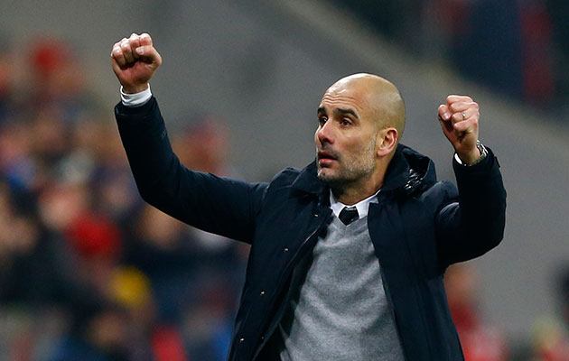 Juventus too big to complain about refereeing mistakes – Guardiola