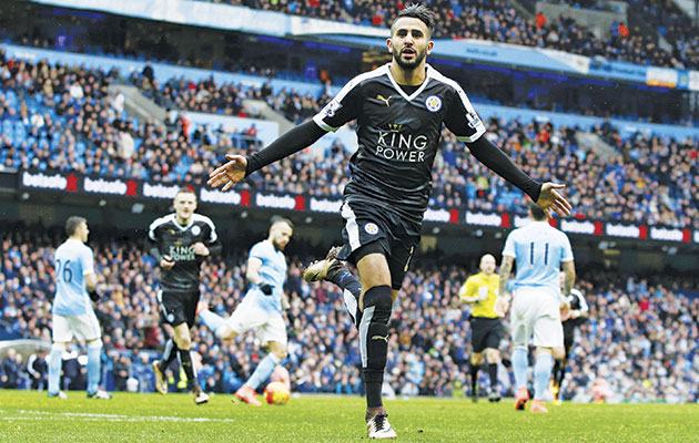 Tactics: the rise of Leicester City