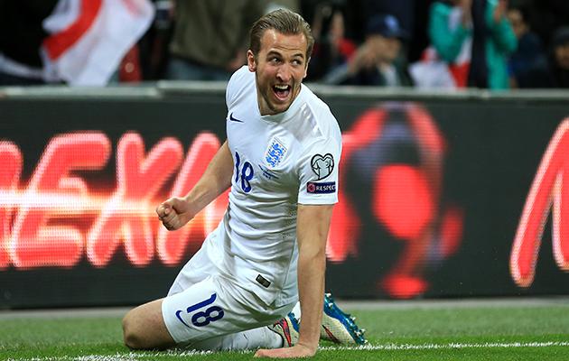 Hary Kane England Euro 2016