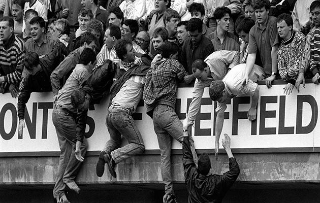 Hillsborough 96 Liverpool fans
