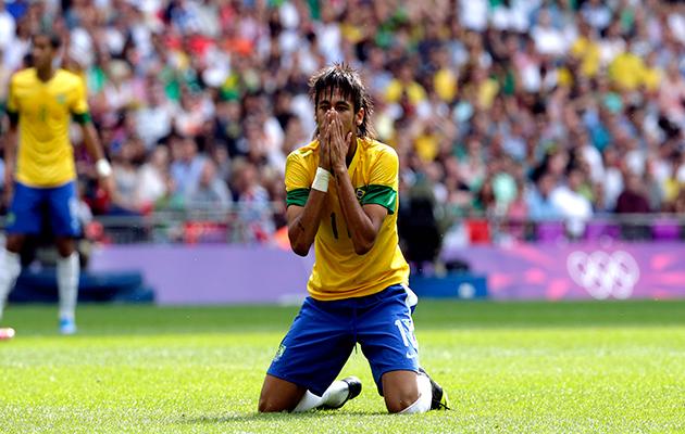 Neymar Rio 2016