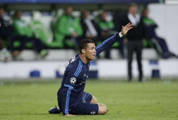 Cristiano Ronaldo. Sid Lowe's Notes from Spain