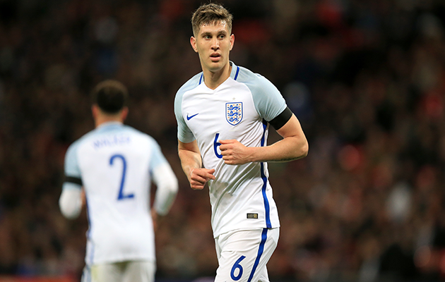 John Stone: Cause for concern? Shearer is worried about England's defence