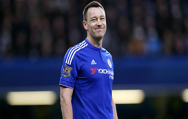 John Terry signs one-year deal at Chelsea - World Soccer