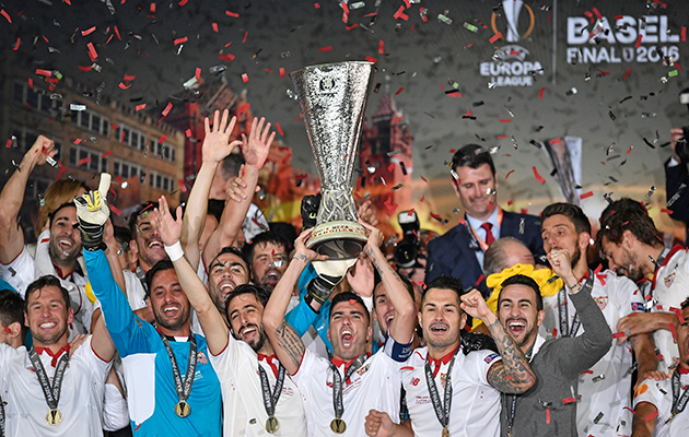 Sevilla Europa League
