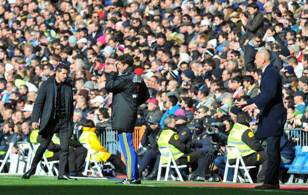 Zidane and Simeone: Simeone has everything