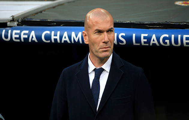 Real Madrid were made to work, insists Zidane