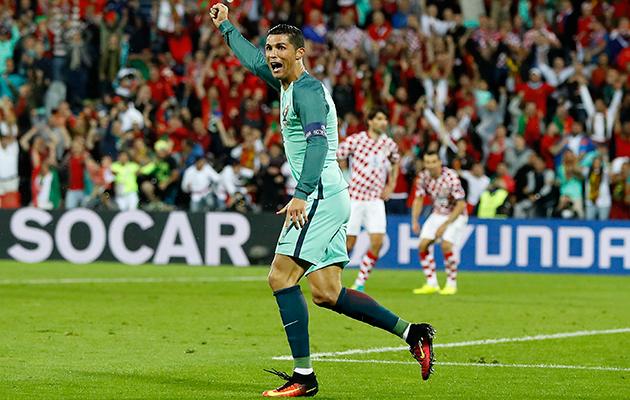 Cristiano Ronaldo Portugal.