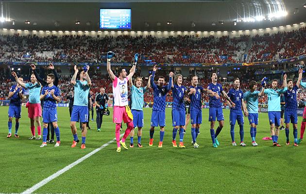 Croatia 2 Spain 1