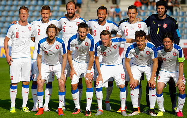 Czech Republic squad