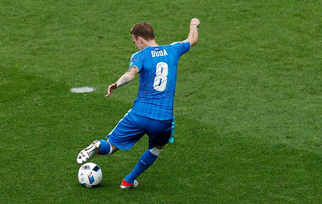 Duda slovakia goal