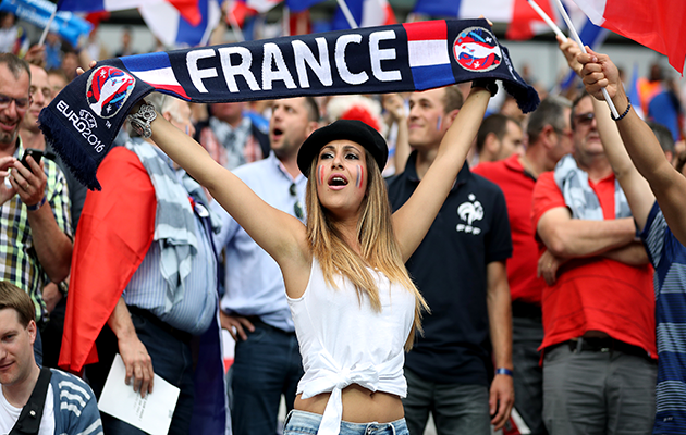 France-fans