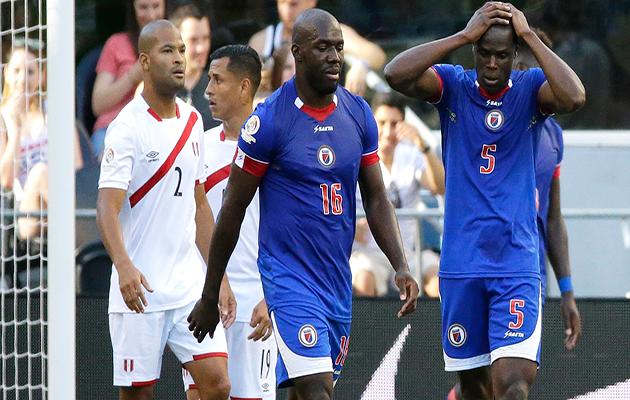 Haiti Copa America
