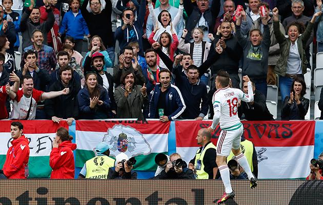 Austria 0 Hungary 2