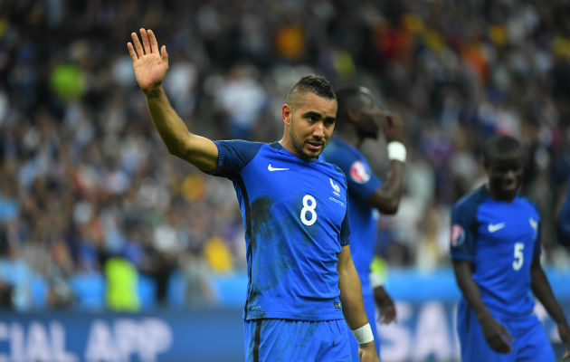I have no doubts over Payet - Deschamps