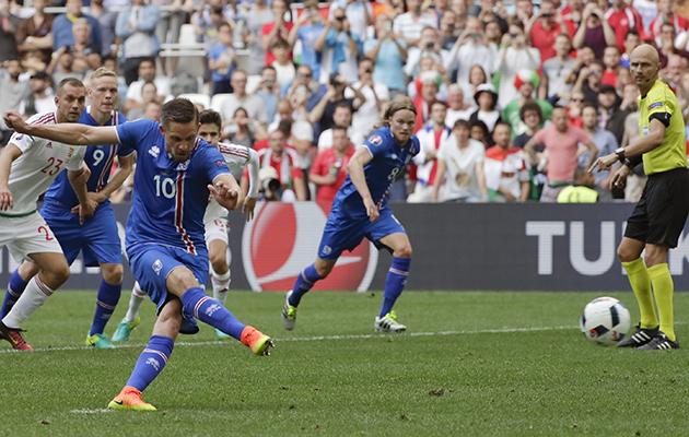 Iceland 1 Hungary 0