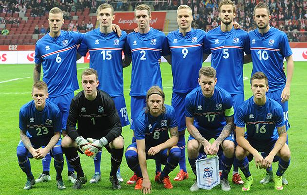 Iceland squad
