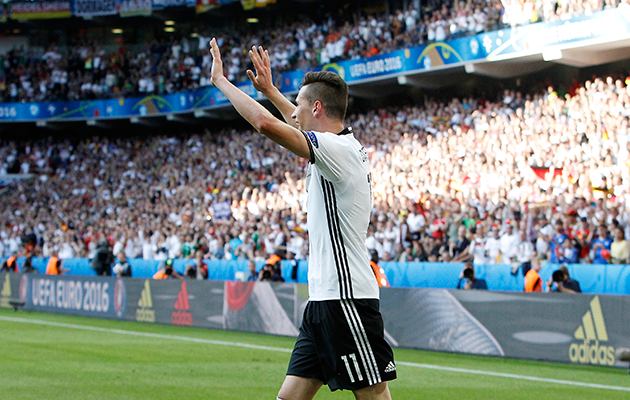 Nick Bidwell's Notes from Germany: Draxler going nowhere ...