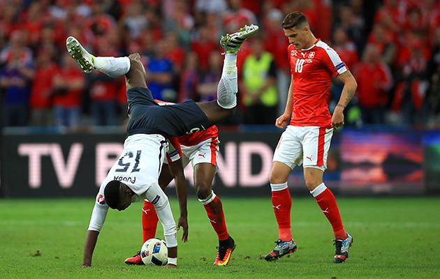 Paul Pogba Switzerland 0 France 0