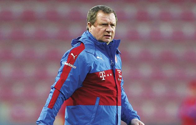 Pavel Vrba Czech Republic