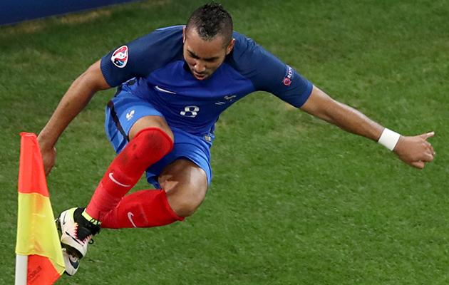 Dimitri Payet France 2 Albania 0