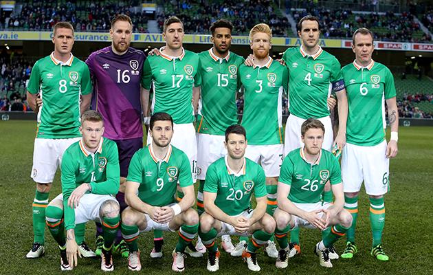 Republic of Ireland squad