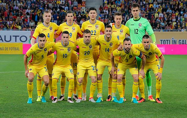 Romanian Soccer Team Romania squad profiles
