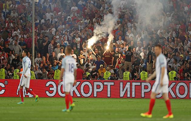 Euro 2016 Russia fans