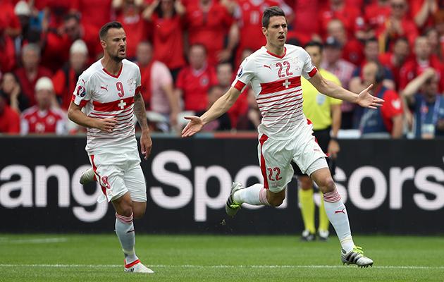 Albania 0 Switzerland 1