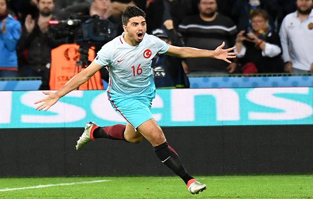 Czech Republic 0 Turkey 2