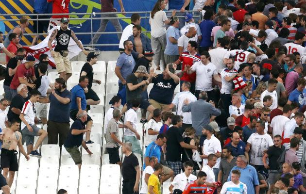 UEFA hooliganism