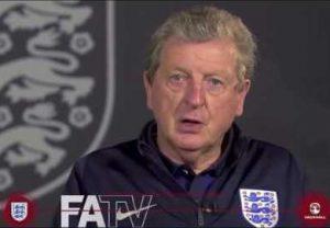 England - World Soccer