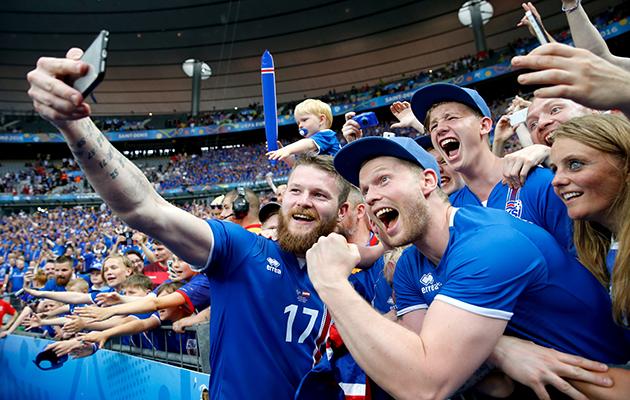 Euro 2016 Iceland